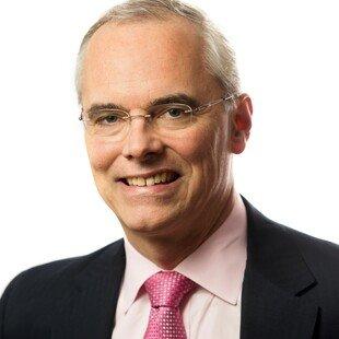 A photograph of the author, Richard Hatchett.