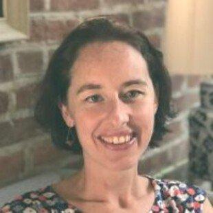 A photograph of the author, Georgina Humphreys.