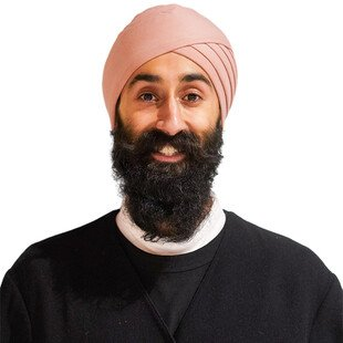 A photograph of the author, Shuranjeet Singh.