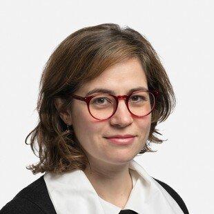 A photograph of the author, Ekin Bolukbasi.