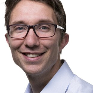 A photograph of the author, Dan Metcalfe.