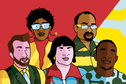 Illustration of Ben Britton, Karen Salt, Jane Thompson, Hetan Shah and De-Shaine Murray