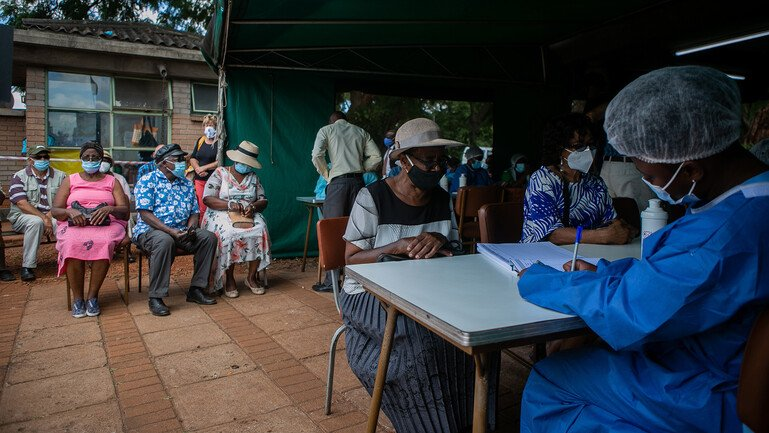 Zimbabwe Expands Covid-19 Vaccination Effort