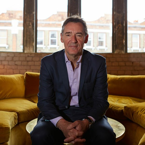 AMR Review chair, Lord Jim O'Neill