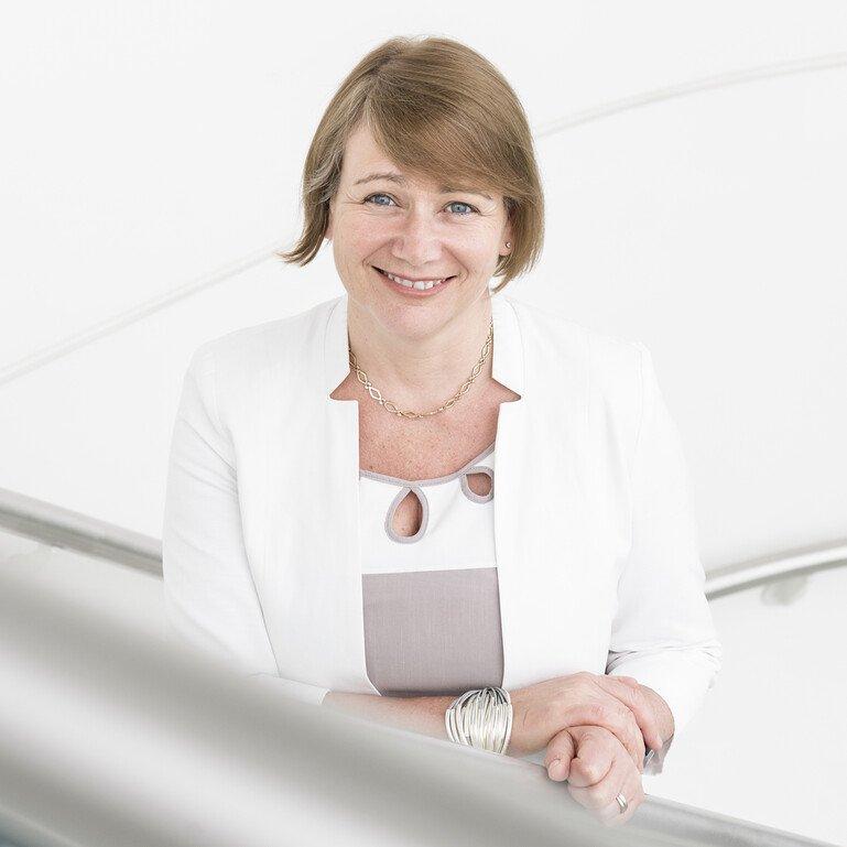 Anne-Marie Coriat, Head of UK and EU Research Landscape