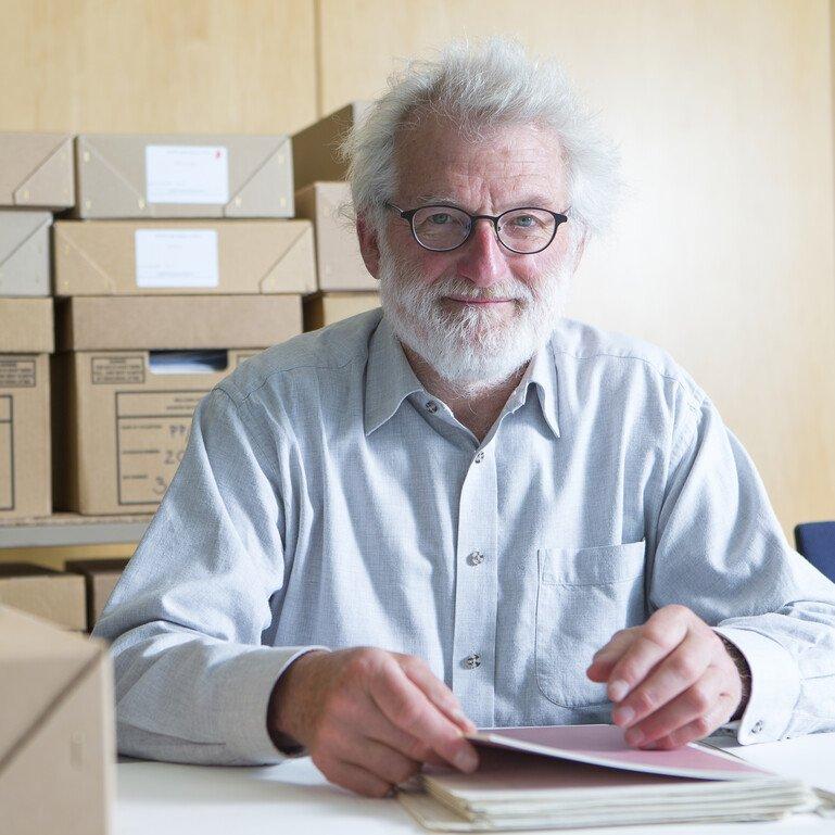 Photo of John Sulston