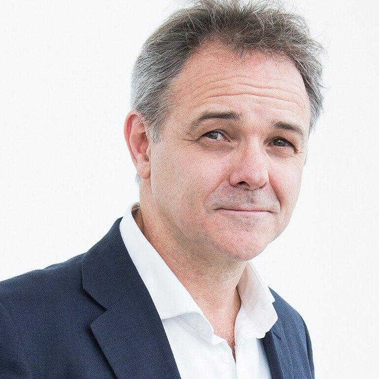 Wellcome's director Jeremy Farrar